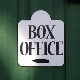 Box Office - Buy Tickets