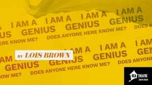Title image for I Am A Genius Does Anyone Here Know Me? by Lois Brown.
