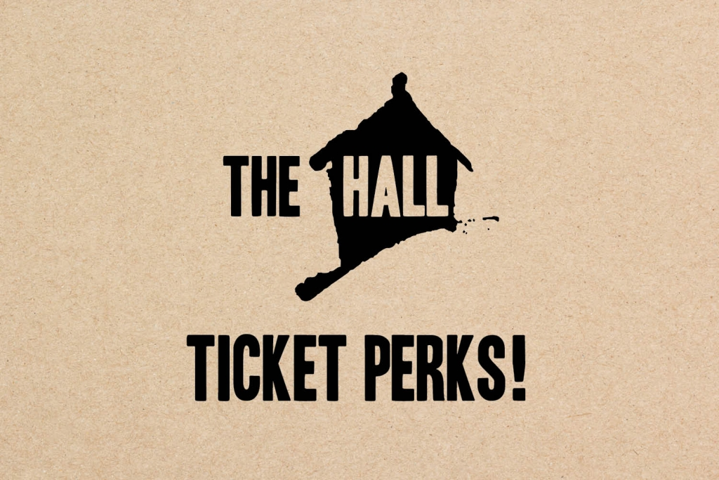 The Hall Ticket Perks!
