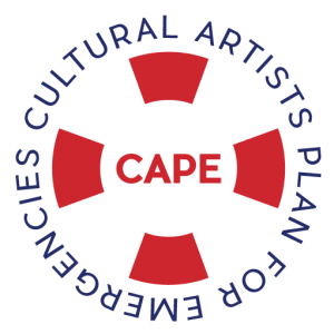CAPE - Culture Artists Plan for Emergencies